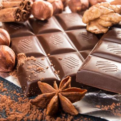 Peeling czekoladą wykonywany w SPA